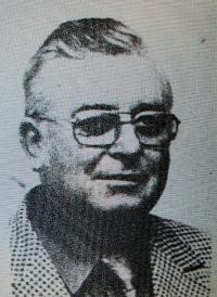 Kaukauna Mayor 1966 Clyton Blumerich