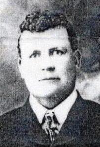 Kaukuana Mayor 1896-1897 Joseph McCarty