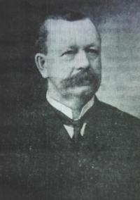 Kaukauna Mayor 1902 H.J. Mulholland