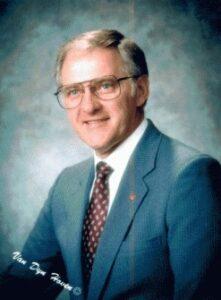 Kaukauna Mayor 1992-1994 Neal Steinberg