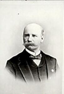 Kaukauna Mayor 1885 H.A. Frambach