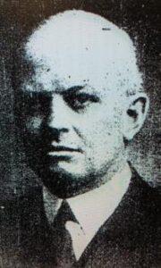 Kaukauna Mayor 1930-1934 B.W. Fargo