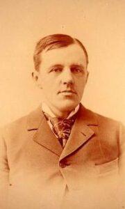 Kaukauna Mayor 1894-1895 Dr. H.B. Tanner