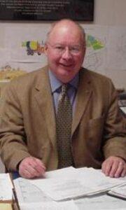 Kaukuna Mayor 1994-2006 John J. Lambie