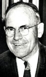 Kaukuana Mayor 1937-1939 L.F. Nelson