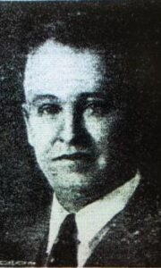 Kaukauna Mayor 1934-1936 John H. Niesen