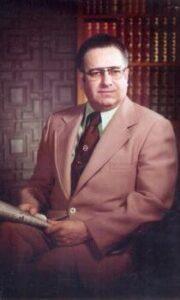 Kaukauna Mayor 1972-1982 Rober L. LaPlante