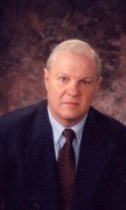 Kaukuana Mayor 1982-1992 Ronald L. Van De Hey