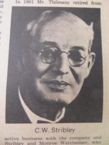 Charles Stribley