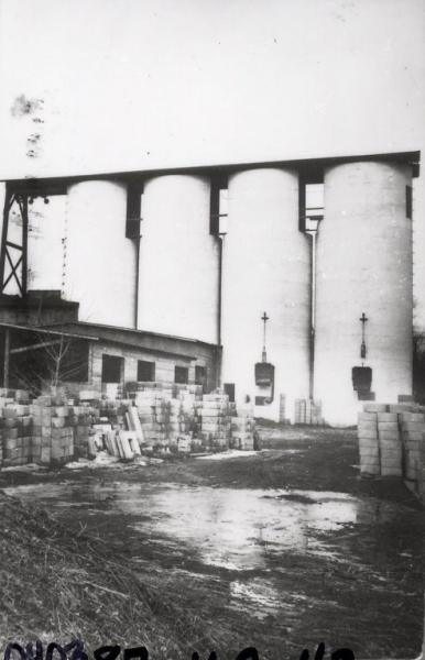 Coal Tower build in 1924